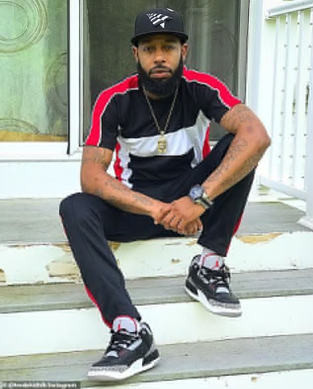 US rapper Tre Da Kid found dead from gunshot wounds after his car crashes in Maryland