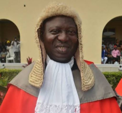 Babajide Sanwo-Olu?appoints?Justice Kazeem Alogba as the 17th?Chief Judge of Lagos State