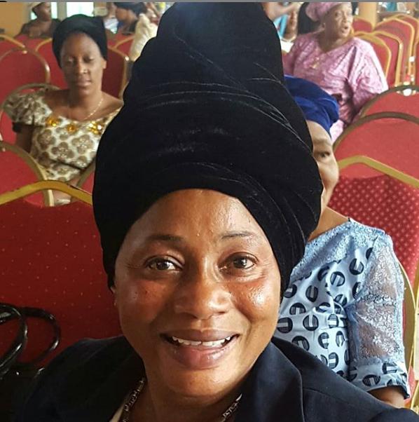 Nollywood actress Clarion Chukwurah turns born again Christian, preaches salvation?