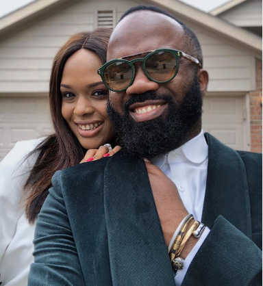 Noble Igwe narrates how he met his wife Chioma and it