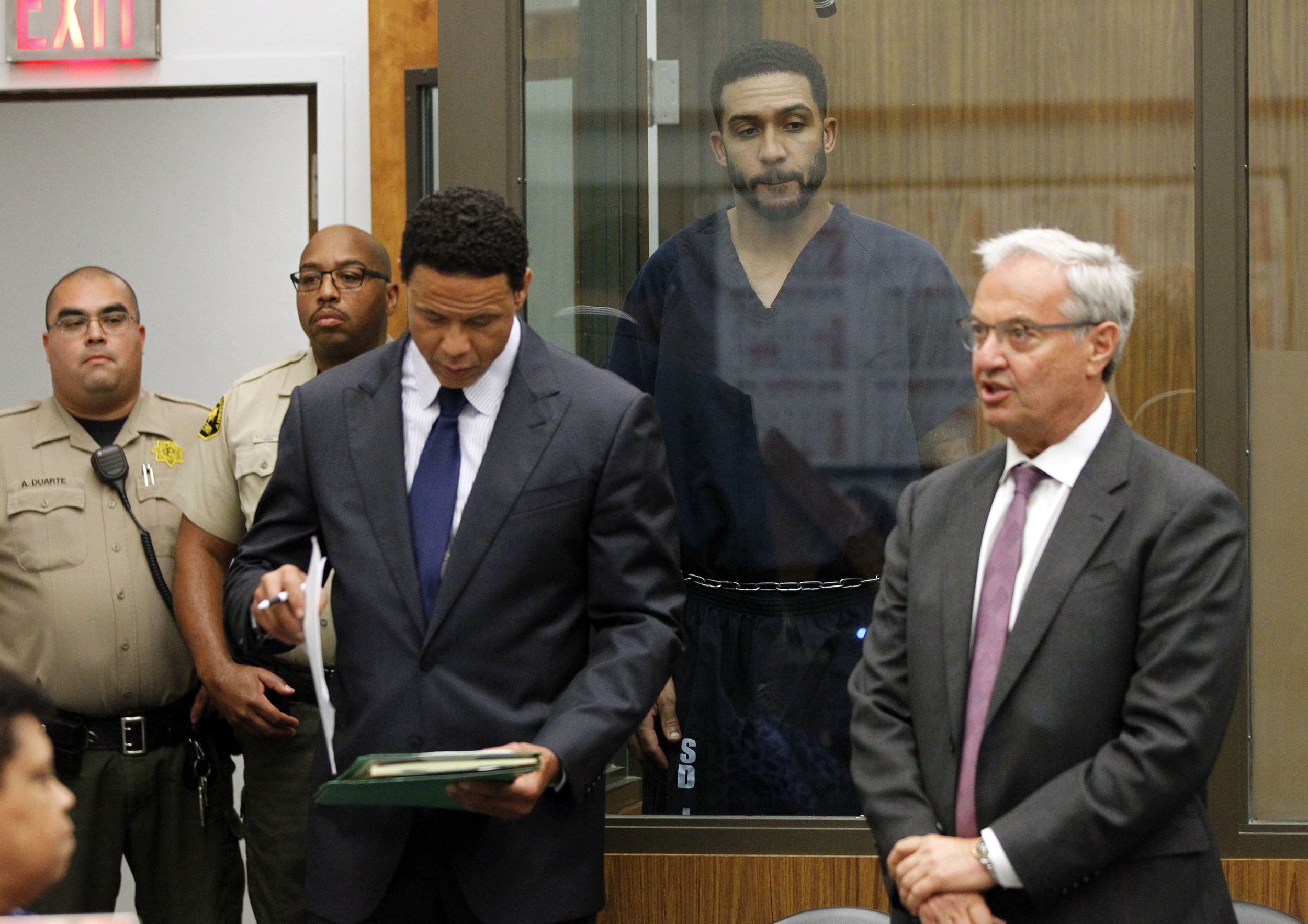 Former NFL Star Kellen Winslow Is Convicted Of Raping A 58-year-old Homeless Woman, Faces Up To Life In Prison