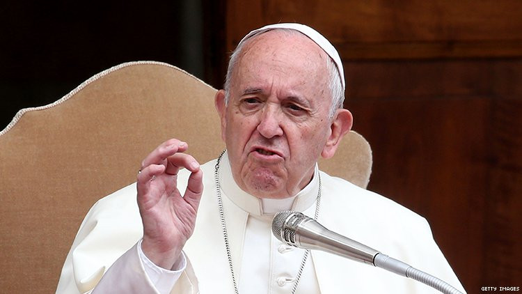 Vatican says people cannot choose or change genders and calls transgenderism a bid to 'annihilate nature'