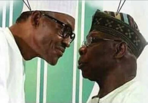 Buhari's government is driving Nigeria towards disaster and instability — Obasanjo