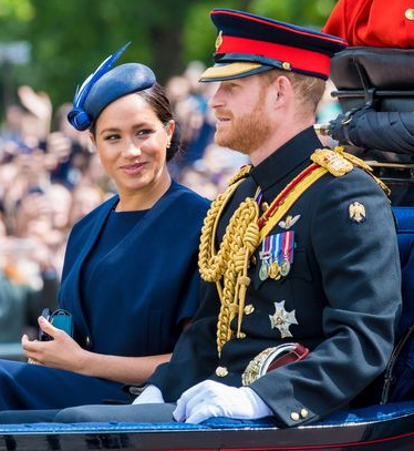 Prince Harry and Meghan Markle off to Africa to continue Princess Diana