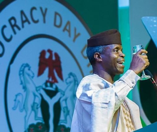 Why we?re celebrating Democracy Day on June 12 - VP, Yemi?Osinbajo explains