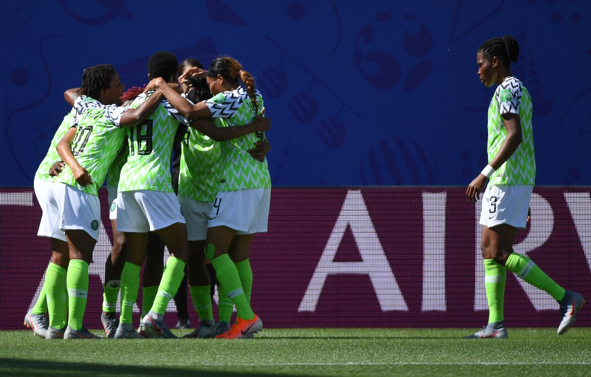 FIFA Women's World Cup: Nigeria beat South Korea 2- 0