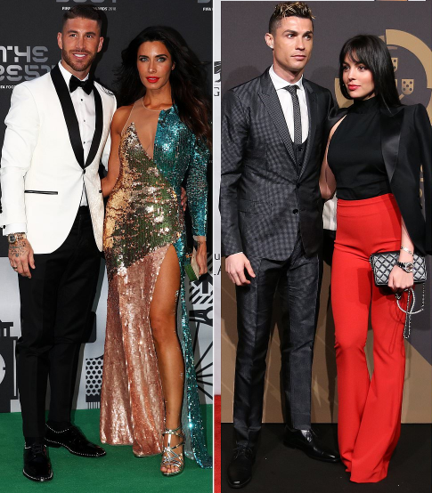 Spanish defender, Sergio Ramos invites 500 guests to his wedding but