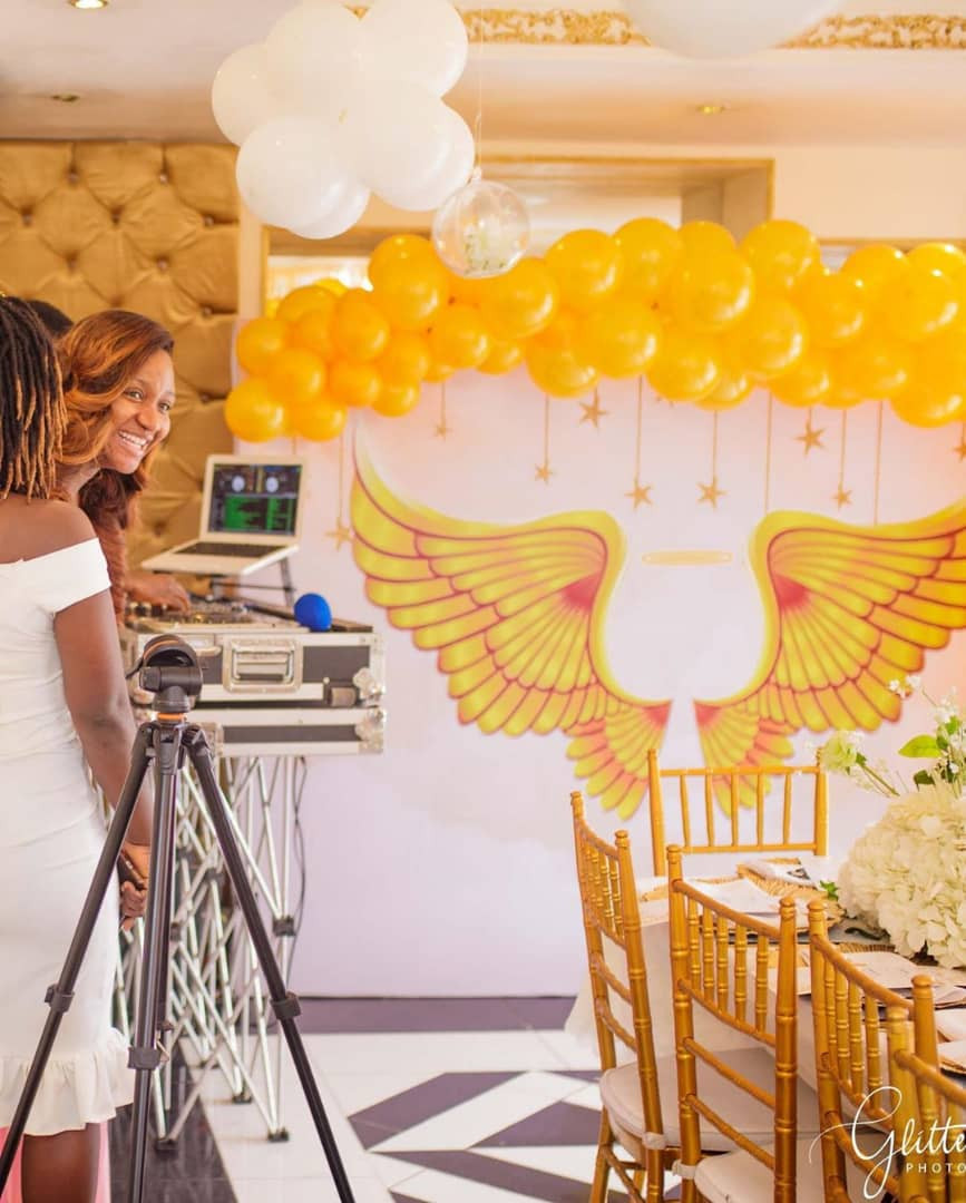 Photos from ex-beauty queen/pilot Powede Eniola Awujo