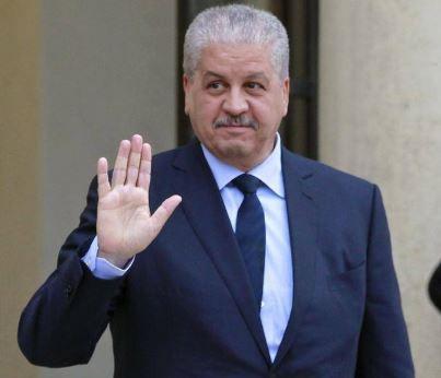 Former Algerian Prime Minister, Abdelmalek Sellal arrested for
