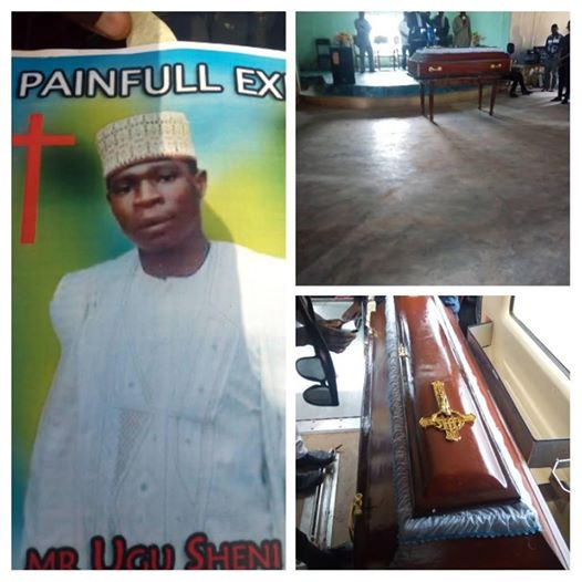 """Photos: """"Heroic"""" 100 level Plateau State University student laid to rest"""