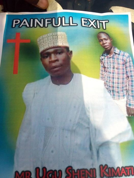 "Photos: ""Heroic"" 100 level Plateau State University student laid to rest"