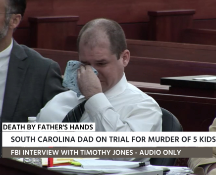 Father who murdered his five children is sentenced to death
