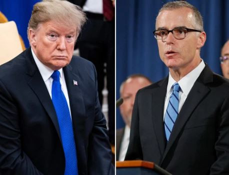 'Its time to begin an impeachment inquiry into President Trump' - Former FBI Director, Andrew McCabe