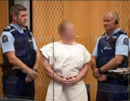 Man accused of killing 51 worshipers at two New Zealand mosques in March pleads?