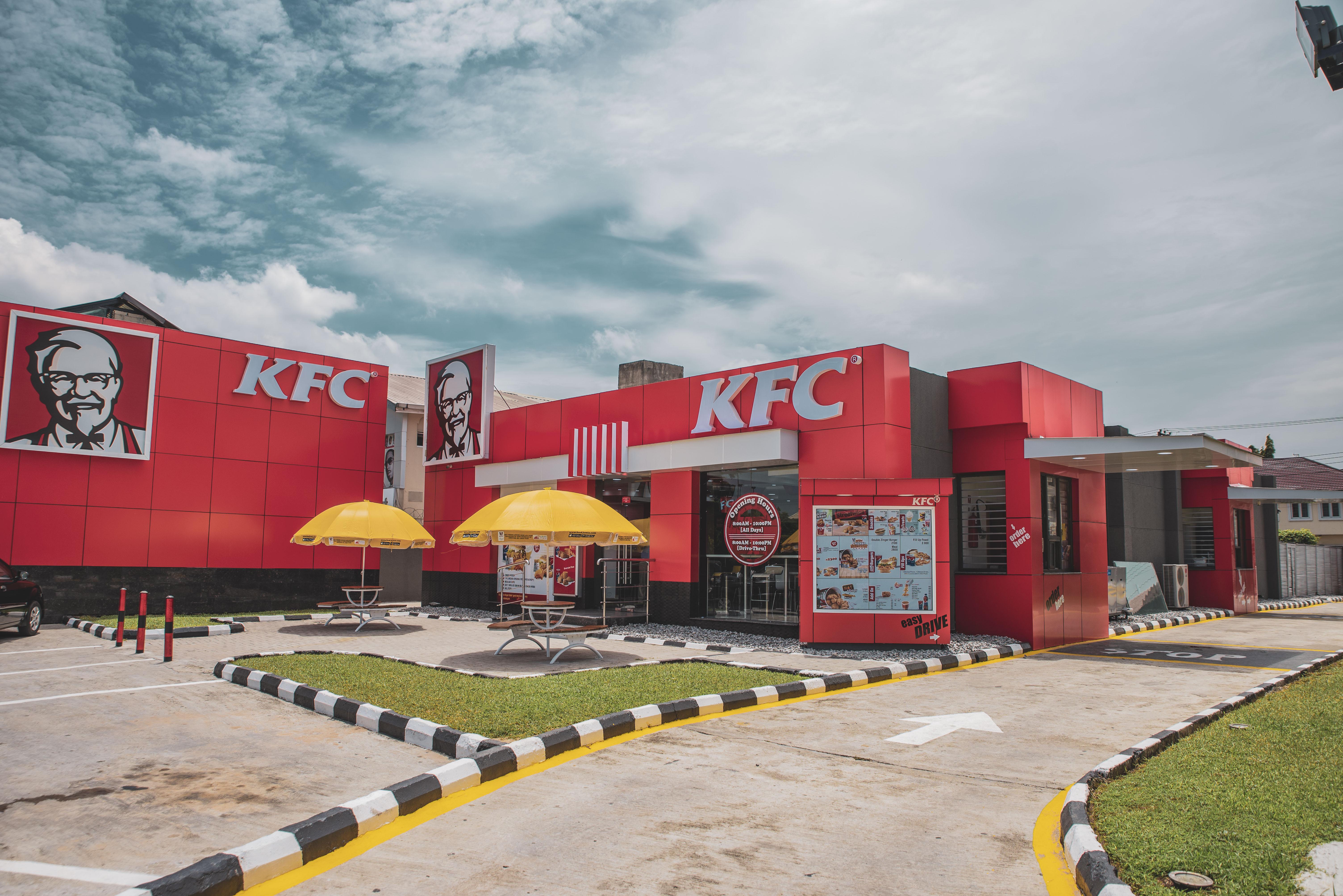 KFC's Brand New Vibe Admiralty way, Lekki