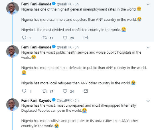 Nigeria has more girls working as prostitutes in Dubai than any other country in the world-FFK