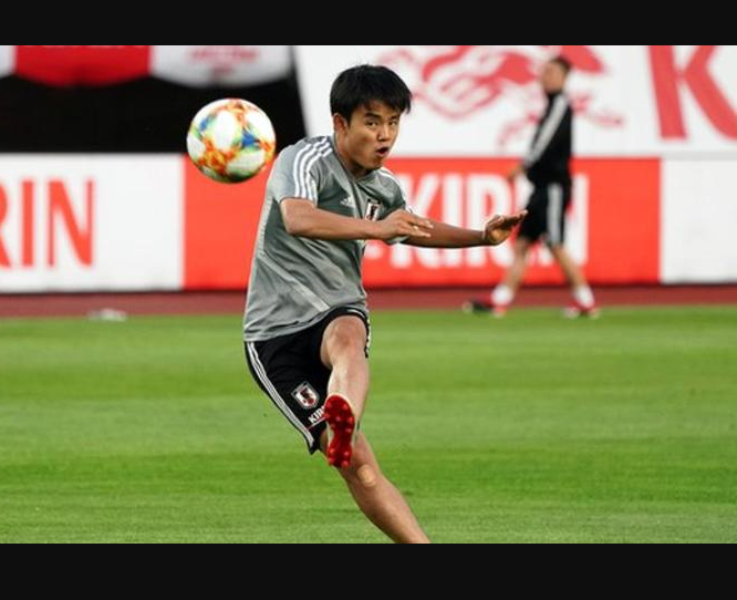 ?Real Madrid sign Japanese Messi from FC Tokyo