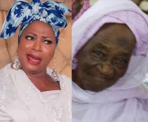 Veteran actress, Ayo Mogaji loses mum