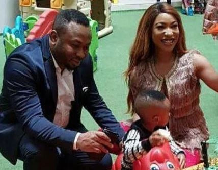 Average fathers have patience, good fathers have more patience, great fathers have an ocean of patience - Tonto Dikeh