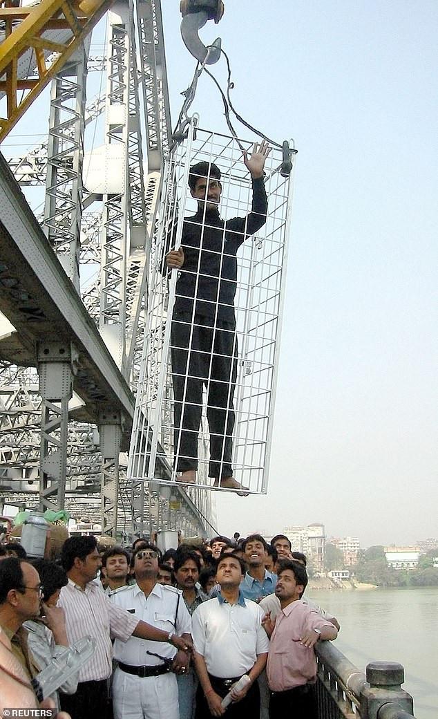 Indian stuntman