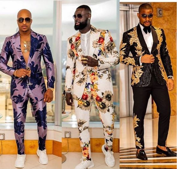 Ik Ogbonna, Yomi Casual and Alexx Ekubo: who nailed the look?