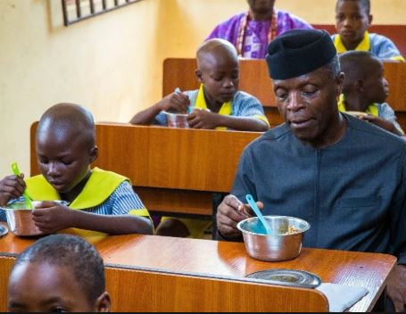 Why we suspended school feeding programme in some states - FG