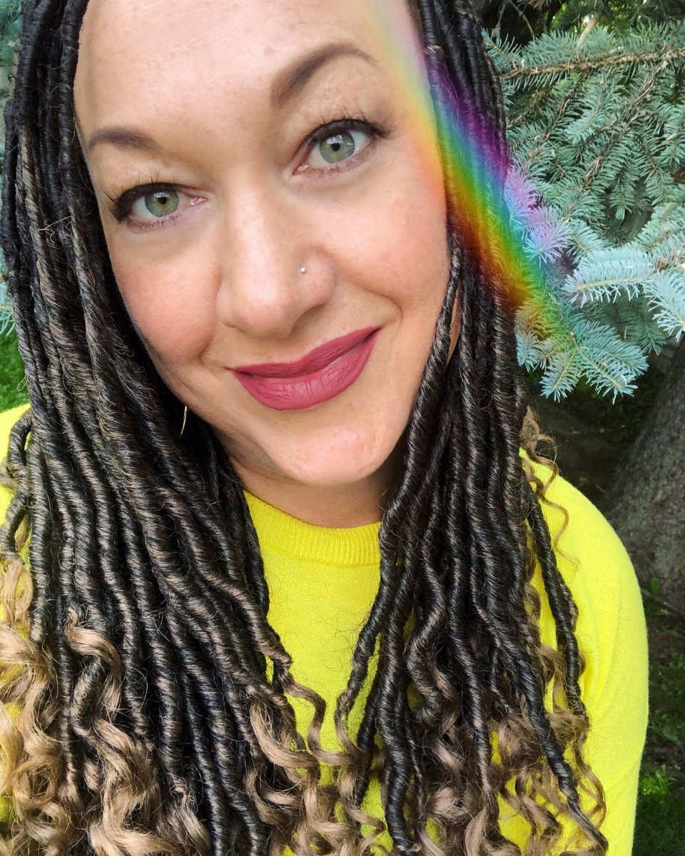Former NAACP leader who lied that she was black & even changed her name to Nkechi has come out as bisexual