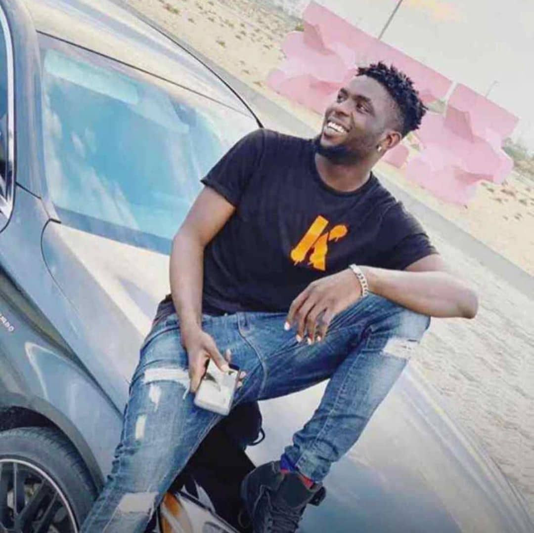 Upcoming Rapper, Ziggy dies after falling from 4 storey building in Lekki