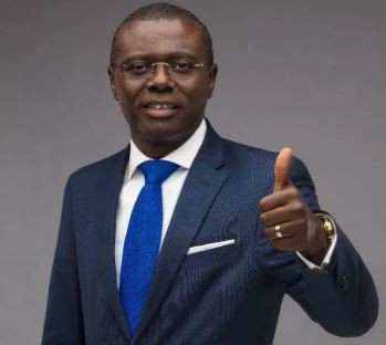 Lagos State Governor. Sanwo-Olu defeats AD, LP at election petition tribunal