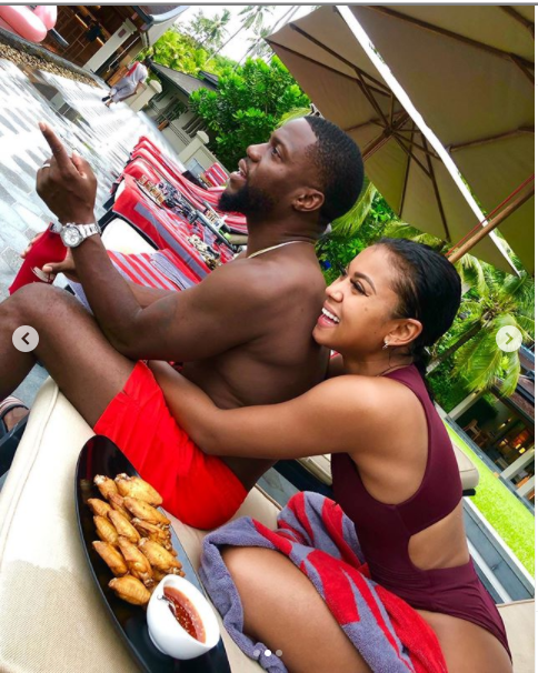Lovely new photos of Kevin Hart and his wife Eniko Hart?