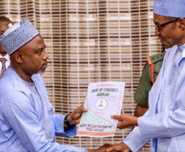 Is Buhari's Assets Top Secret? Find out the Reasons CCB tells SERAP of Buhari's Assets