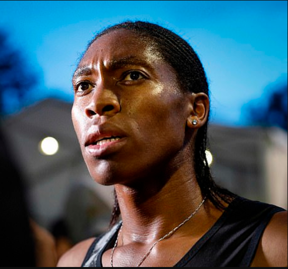 Intersex athlete, Caster Semenya accuses IAAF of using her as