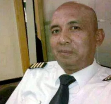 Depressed pilot of missing Malaysian Airlines flight MH370