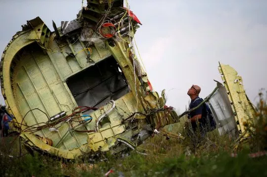 Four men charged with downing MH17 plane leading to the death of 298 people