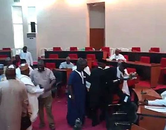 Confusion In Bauchi State House of Assembly as two speakers emerge