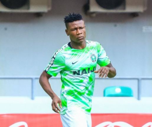 Super Eagles striker, Samuel Kalu suffers heart attack 24-hours before AFCON, collapsed while trying to take a corner kick in training