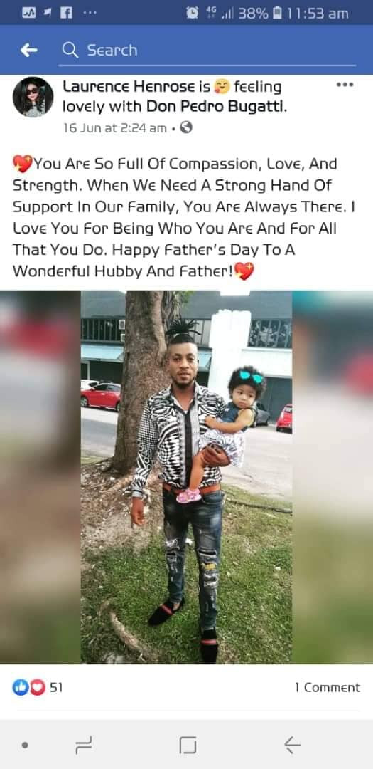 Malaysian woman married to Nigerian man deletes her Facebook account after her post alerting Africans about immigration raid, went viral