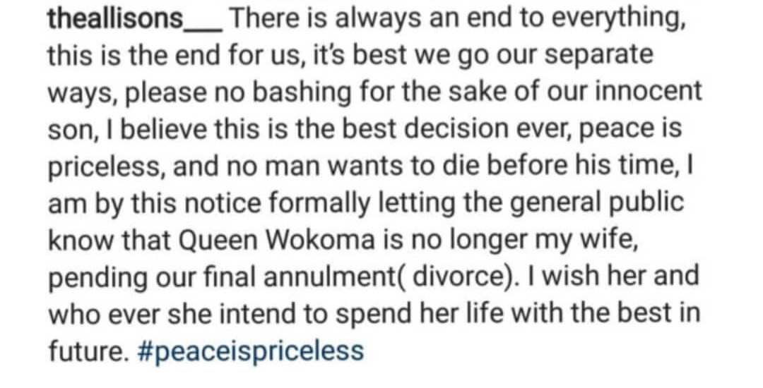Actress Queen Wokoma