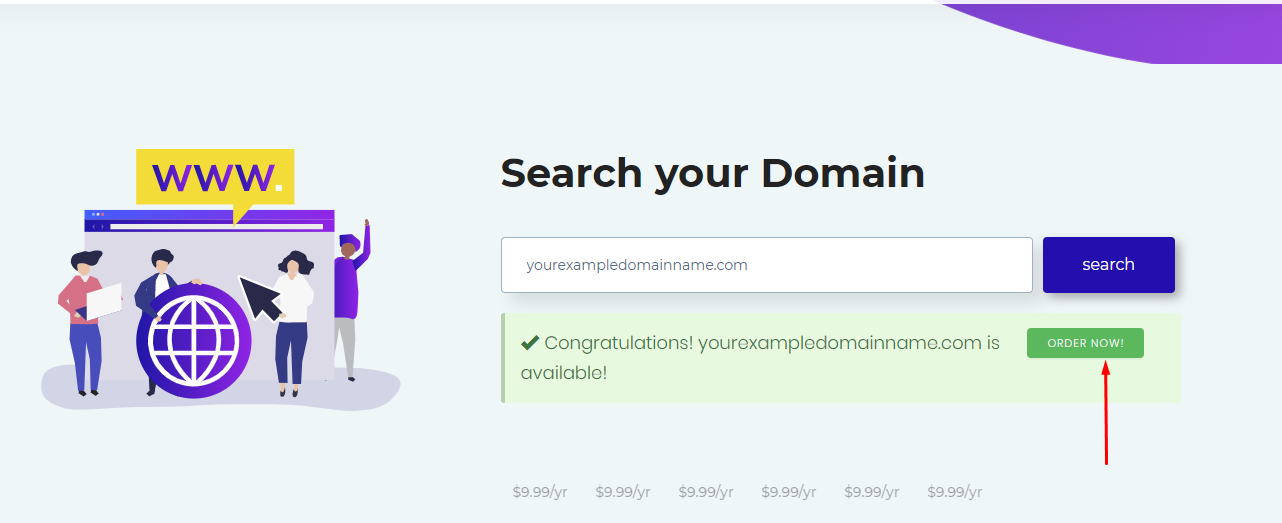How To Get .COM and .Net Domains For Only $0.99