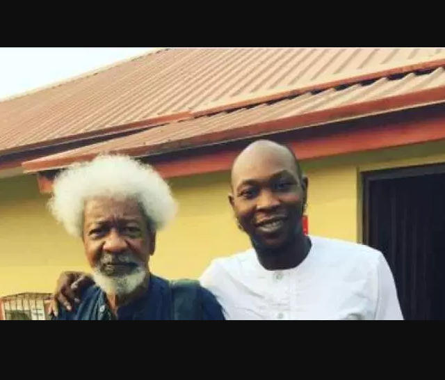 Plane seat conversation: Wole Soyinka never 'respected elders' in his own days' - Seun Kuti reacts