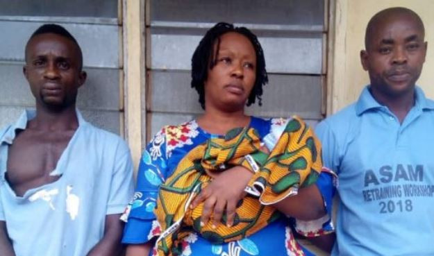 Police arrest 27-year old man who sold?his three-day-old baby boy for N150,000 in Anambra State