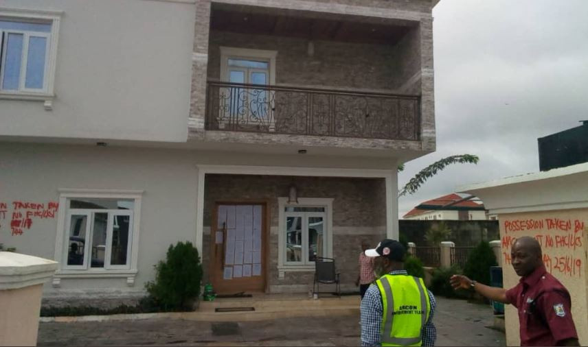 Multiple debts forces AMCON take possession of?Victory Park Estate In Lagos (Photos)