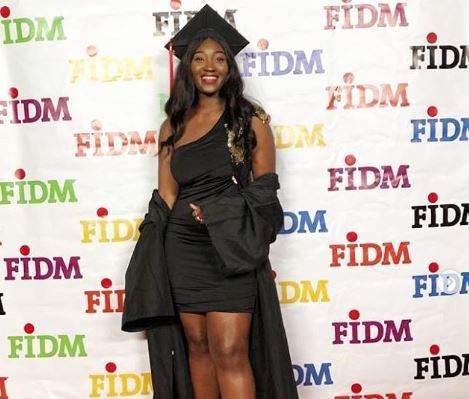 Nollywood actress, Omotola Jalade celebrates her first daughter who just bagged two degrees at the age of 19