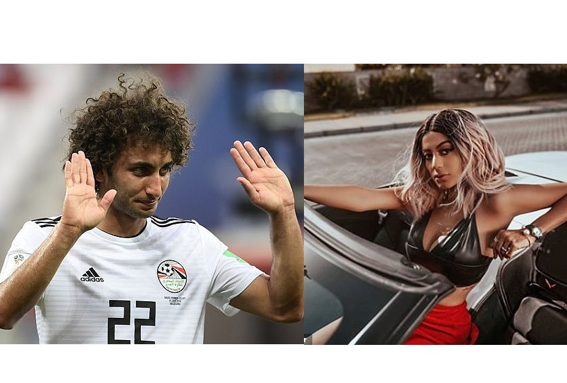 Egyptian footballer Amr Warda is kicked out of Africa Cup of Nations for