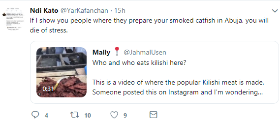 Shocking video shows the unsanitary conditions under which Kilishi is made