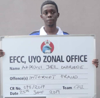 Yahoo Yahoo kingpin sentenced to six months imprisonment, to forfeit his cars and seven-room duplex to FG (photos)