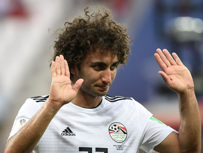 Update! Egypt recalls Amr Warda after kicking him out of AFCON 2019?for