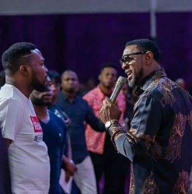 """""""Timi and Busola have a lot of skeletons and they are busy throwing stones"""" - Business executive, Wale Jana defends Pastor Biodun Fatoyinbo"""