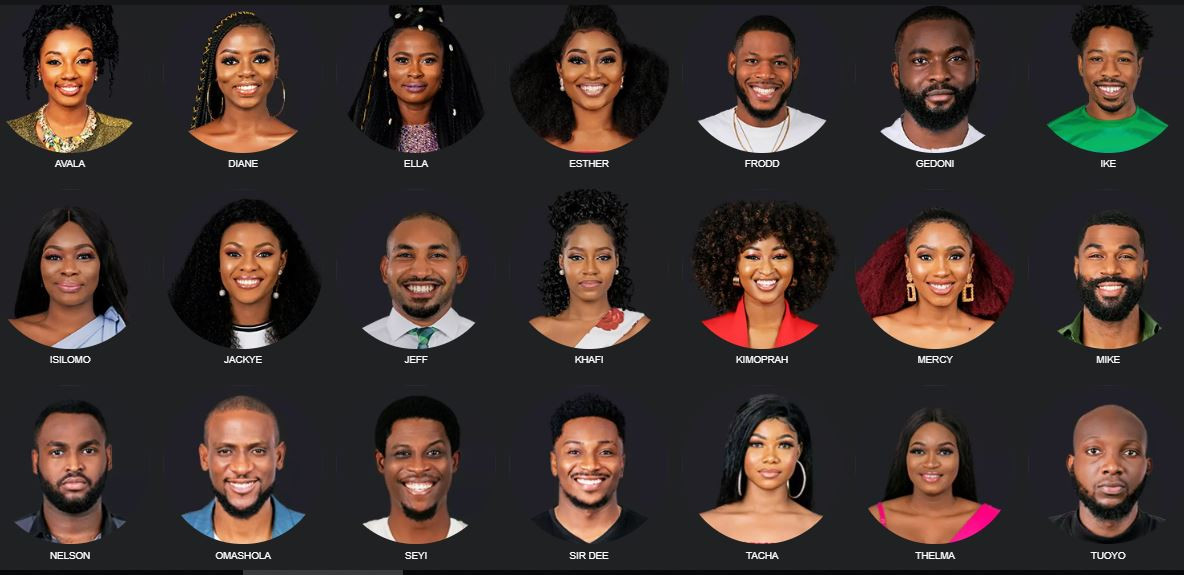 Simply Tacha, Kim Oprah, Sir Dee: Meet the 21 new #BBNaija housemates (Photos)
