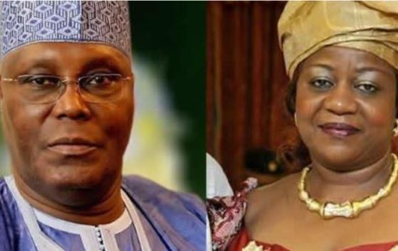 Atiku Abubakar finally files N2.5bn libel suit against President Buhari?s aide, Lauretta Onochie